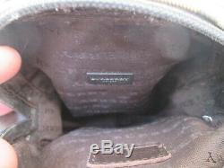 -AUTHENTIQUE petit sac bandoulière BURBERRY TBEG vintage bag