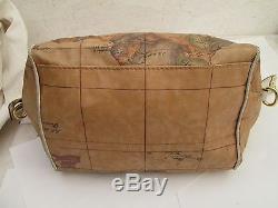 AUTHENTIQUE sac à main ALVIERO MARTINI TBEG vintage bag
