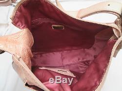 AUTHENTIQUE sac à main COCCINELLE cuir TBEG bag vintage à saisir