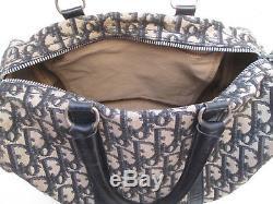 -AUTHENTIQUE sac à main DIOR en BEG vintage bag