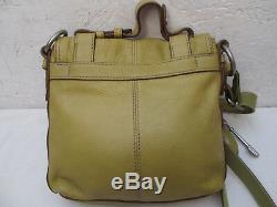 -AUTHENTIQUE sac à main FOSSIL cuir TBEG vintage BAG