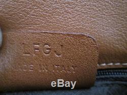 -AUTHENTIQUE sac à main LANCEL cuir TBEG bag vintage