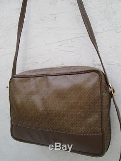 -AUTHENTIQUE sac à main LOEWE cuir et autres TBEG vintage bag
