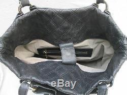 -AUTHENTIQUE sac à main MARC JACOBS cuir matelassé TBEG vintage bag