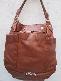 AUTHENTIQUE sac à main MARC by MARC JACOBS cuir vintage bag