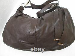 -AUTHENTIQUE sac à main MaxMara cuir TBEG bag