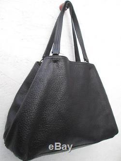 -AUTHENTIQUE sac à main PRADA cuir TBEG vintage bag