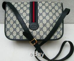 -AUTHENTIQUE sac à main bandoulière GUCCI TBEG vintage bag