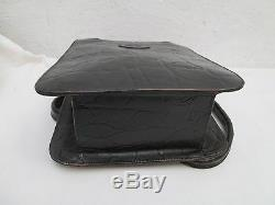 AUTHENTIQUE sac à main en cuir MULBERRY TBEG vintage bag