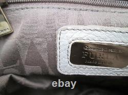 -AUTHENTIQUE sac à main vintage FURLA cuir bag