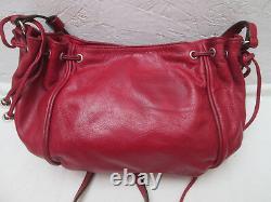 -AUTHENTIQUE sac bandoulière GERARD DAREL cuir TBEG vintage bag