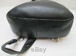 -AUTHENTIQUE sac bandoulière monobretelle NINA RICCI cuir TBEG vintage bag