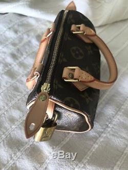 A SAISIR! RARE VENDS LOUIS VUITTON NANO SPEEDY HL sac mini Femme Vintage
