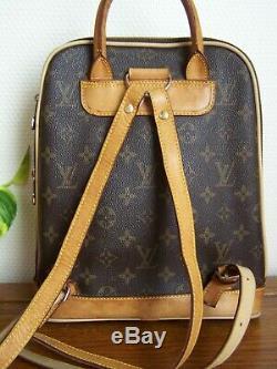 Ancien Sac A Dos Louis Vuitton / Vintage /