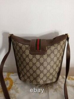 Authentique Sac Gucci Vintage, Bag Gucci Vintage