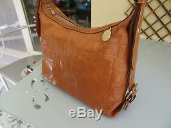 Authentique Sac à Main en Cuir Mulberry Vintage Leather Bag