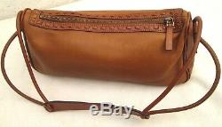 Authentique et très joli sac à main vintage GUCCI en CUIR bag /