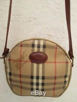 Authentique petit sac à main BURBERRYS London vintage bag