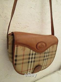 Authentique sac à main BURBERRYS London vintage bag /