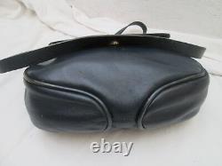 Authentique sac à main CARTIER vintage en cuir bag