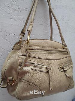 tout neuf 8173d c7629 Authentique Sac à Main Hogan Cuir Tbeg Bag Vintage