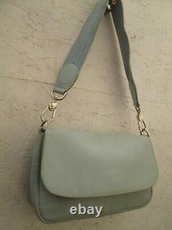 Authentique sac à main LONGCHAMP vintage cuir bag