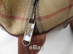 Authentique sac besace cartable BURBERRYS vintage bag