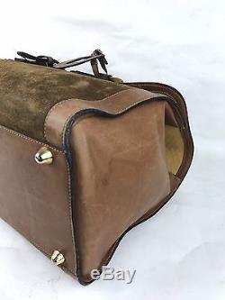Authentique sac de voyage vintage Gucci / Authentic Gucci vintage bag