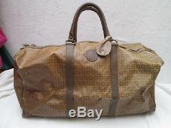 Authentique sac voyages vintage FENDI bag à saisir