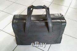 BMW Z1 Sac voyage vintage cuir 1989 Original BMW (no z3 z4 z8 m style z3m z4m)