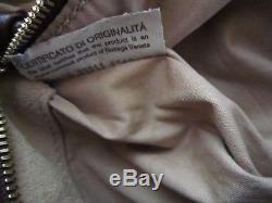 BOTTEGA VENETA authentic sac tressé bordeau intrecciatto vintage bag purse borsa