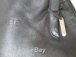 BREE grand Sac à main en cuir Authetique vintage A4