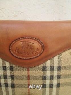 BURBERRYS London vintage authentique sac à main bag /