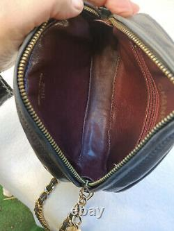 CHANEL sac tambourin vintage bandouliere