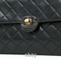 Chanel Bag Sac Timeless Classic 20 Black