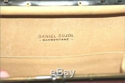 DANIEL SUJOL Barbentane Sac Vintage Diligence Tout Cuir TTBE