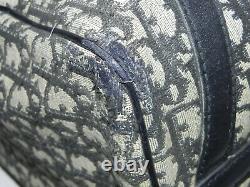Dior Sac Cabas Vintage Toile Monogrammee Et Cuir