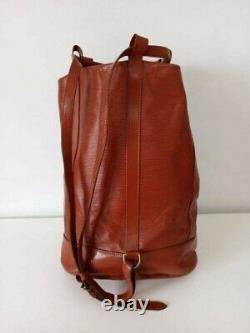 Grand Sac A Dos Louis Vuitton Vintage, backpack Louis Vuitton Vintage