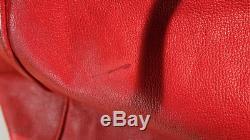 Grand sac de voyage cuir vintage MAC DOUGLAS