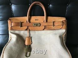 HERMES HAC 45 Bag VINTAGE 1948 (Birkin)