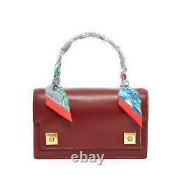 Hermes Bag Sac Piano Pm Leather Box Rouge Hermes