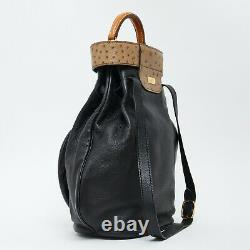 Hermès Bag Sac SUMO SUMAC BLACK AND EXOTIC LEATHERS