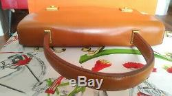 Hermes Paris, Vintage, sac, Piano, handbag, cuir, leather