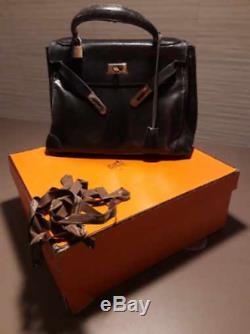 Hermes, sac Kelly 30, vintage