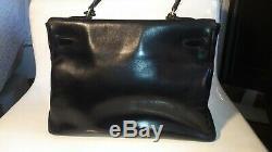 Hermes, sac Kelly 35, vintage