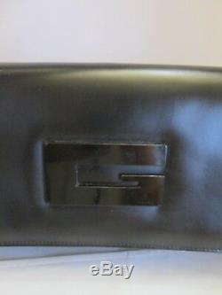 Joli sac à main GUCCI vintage authentique en CUIR vintage bag