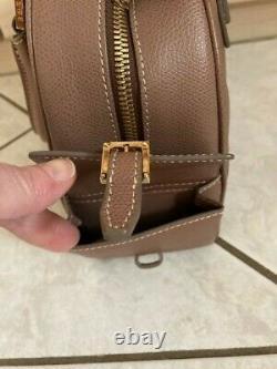LOEWE Sac à main Taupe Vintage