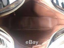 LOUIS VUITTON! Authentique sac Boulogne en toile monogramme Vintage B. État