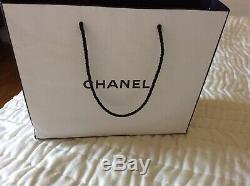 Leather bag Chanel vintage sac Chanel années 1990