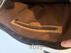 Louis Vuitton Cabas Alto Monogram M51152 shoulder bag /sac bandoulière